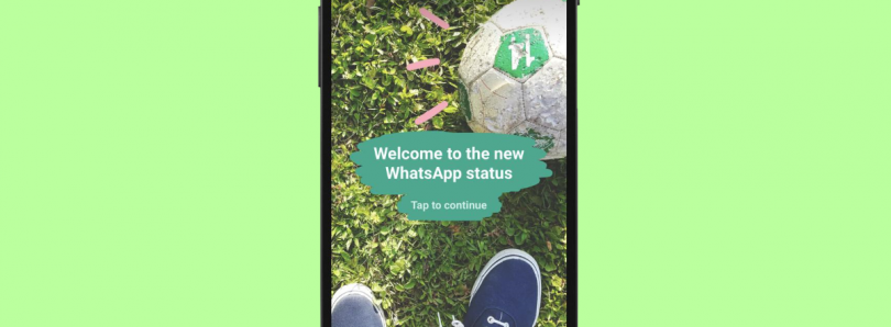 "WhatsApp Begins Rolling Out Snapchat-like Photo and Video ""Status"""