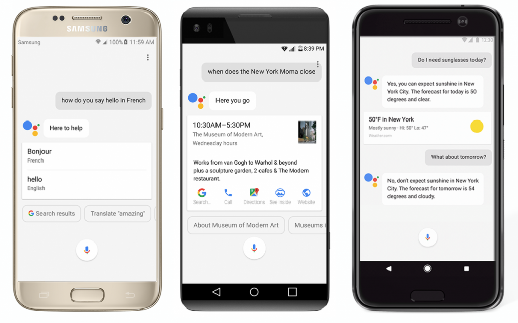 Awesome Heres How To Get Google Assistant On Android 5 0 Tablets Download Free Architecture Designs Ferenbritishbridgeorg