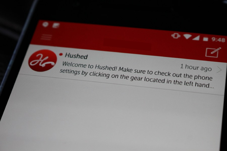 XDA Recommends Hushed: Lifetime Subscription for your Private