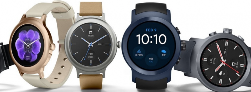 LG Watch Style and Watch Sport Released with Android Wear 2.0