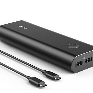Anker Planning to Release PowerCore+ 26,800 mAh Powerbank with USB Power Delivery In/Out