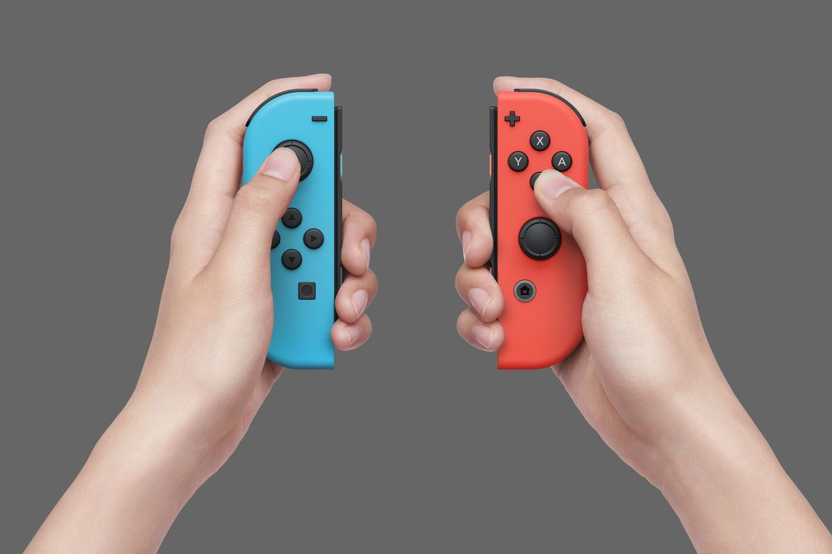 Nintendo Switch's Joy-Con Controllers Natively Pair with