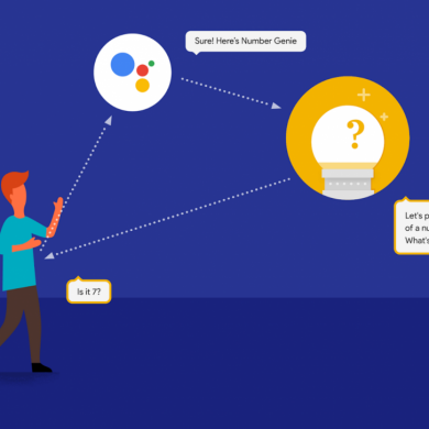 Actions on Google Receives a British English Accent Option