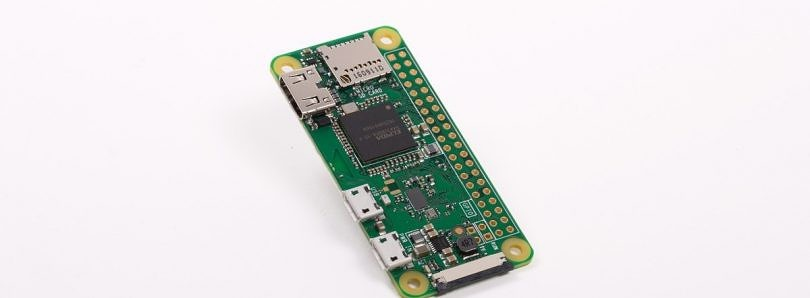 Raspberry Pi Zero W Announced with Wireless LAN and Bluetooth for $10