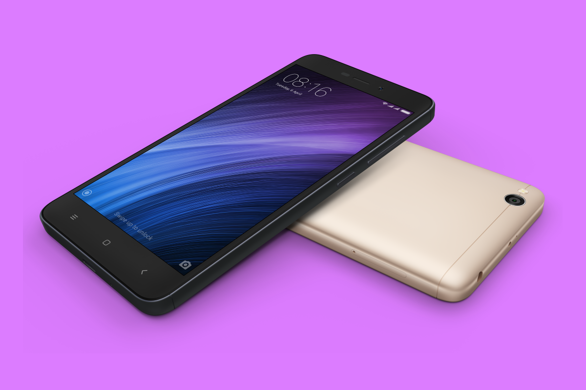 Xiaomi Launches the Redmi 4A in India for ₹5,999 ($92); Teases Redmi 4 ...