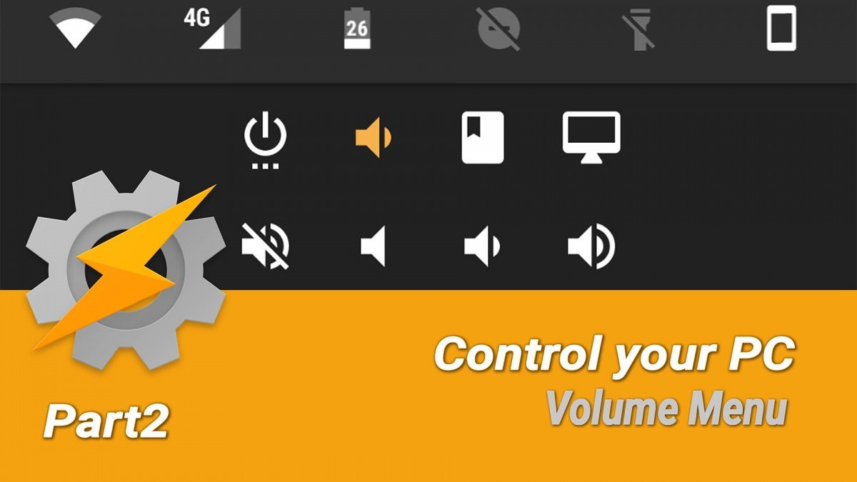 How to Control your PC from your Android Device with Tasker