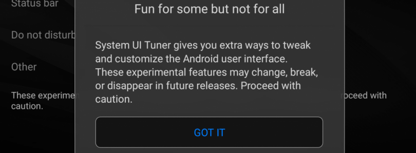 How to Enable System UI Tuner to Modify the Status Bar in EMUI 4+