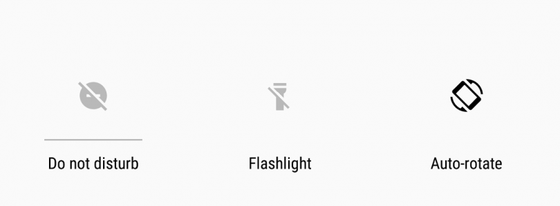 "Android O Adds ""Inverted"" Light Theme to Display Options"
