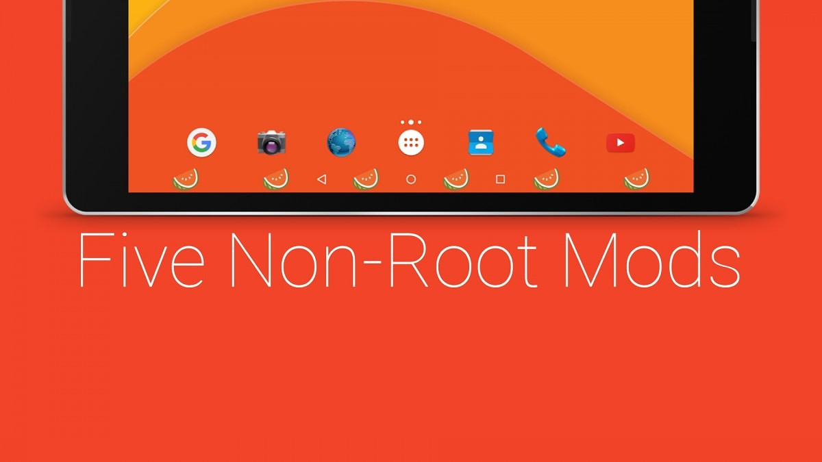 5 Cool Android Mods that Don't Require Root