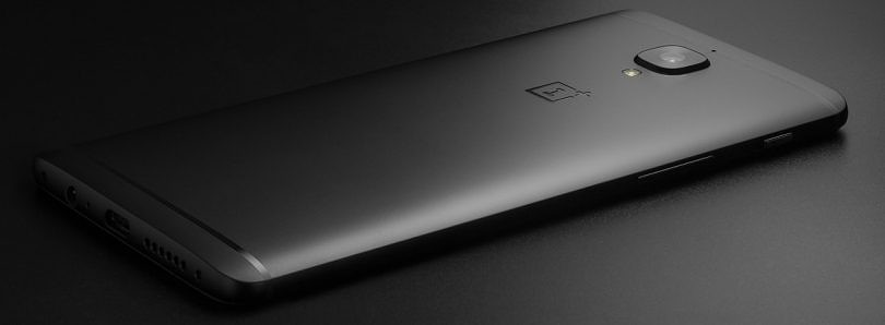 OnePlus Unveils the OnePlus 3T Midnight Black Limited Edition for North America and Europe