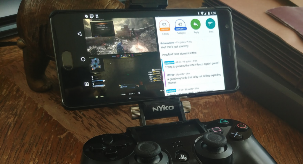 New PS4 update brings Remote Play to all Android devices