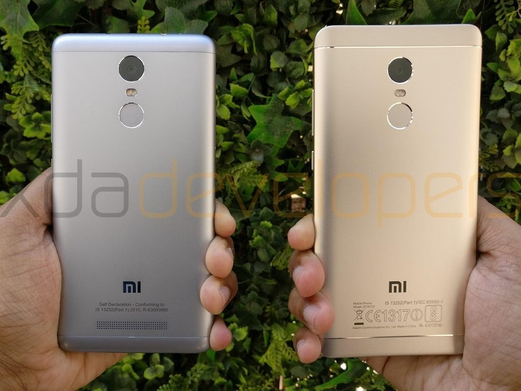 Xiaomi Redmi Note 4 Xda Review All Geared Up For Another Year Of Bestseller 4x Prime Ram 3gb Internal 32gb 3 And The