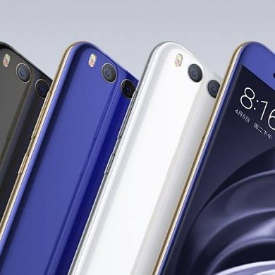 The Xiaomi Mi 6 is finally getting its first Android Pie beta