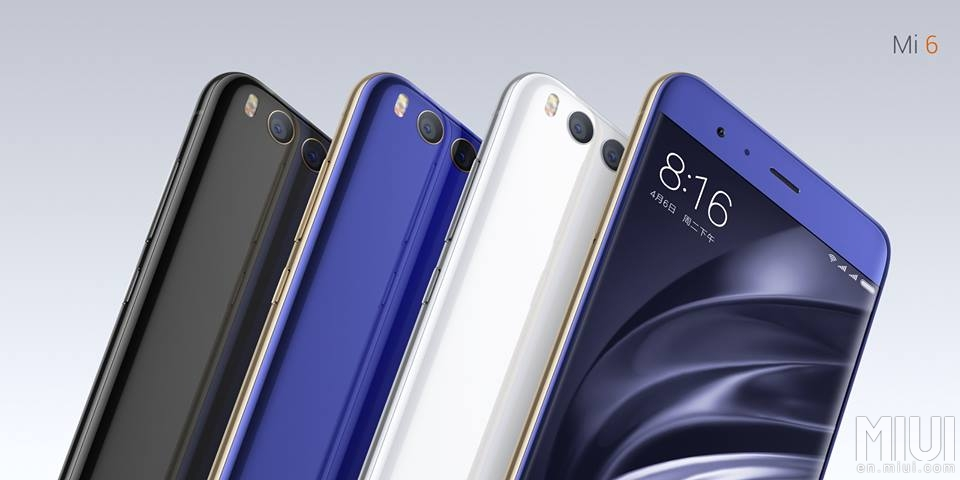 Update: Now Under Consideration] Xiaomi Mi 6 may not get an official