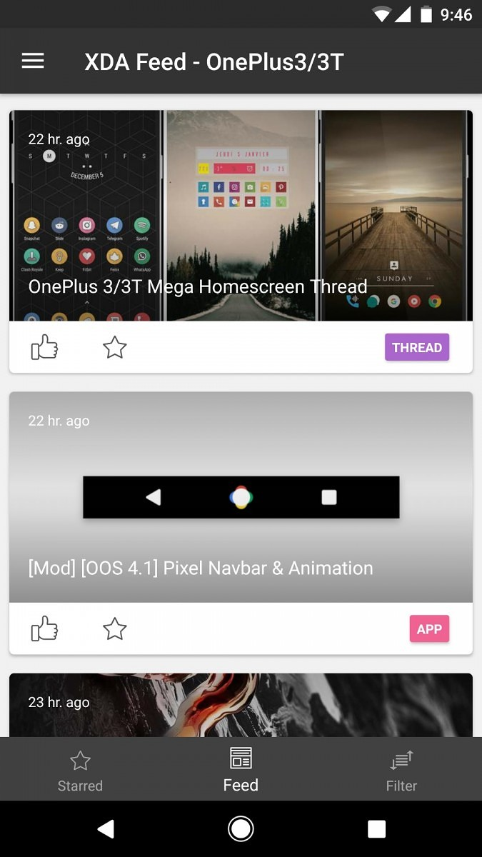 Check out our Newest App: XDA Feed, Amazing Content Discovery for