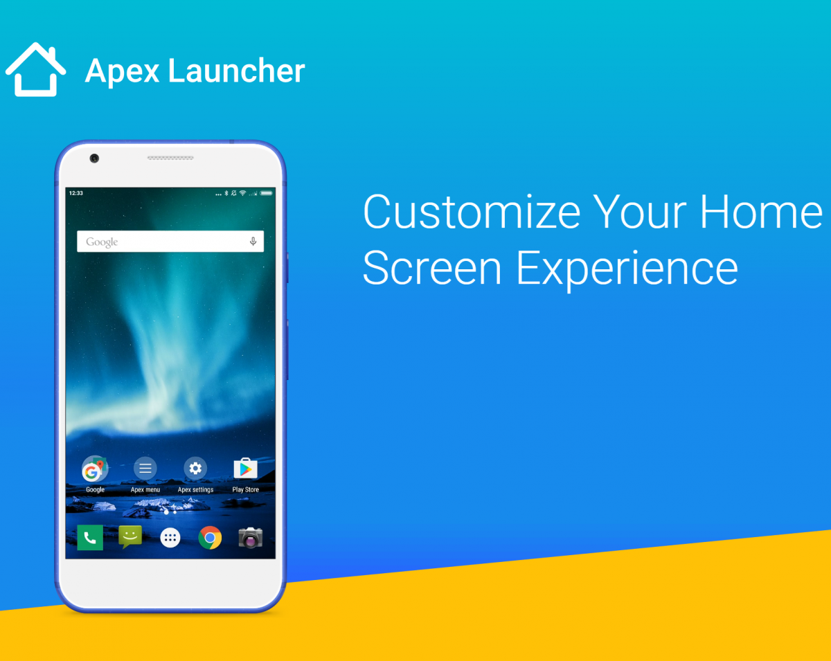 Image result for Apex Launcher