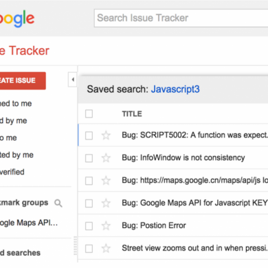 Google Launches a New Issue Tracker, Used for Android and the GCP
