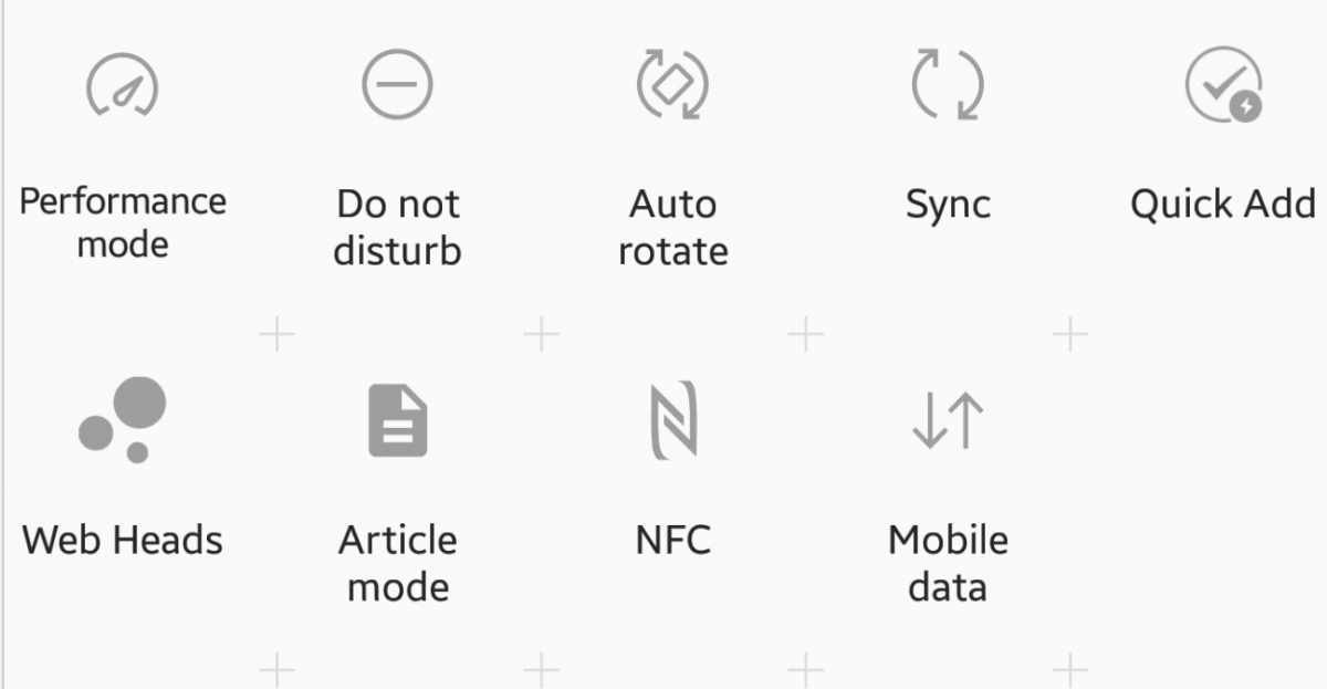 How to Restore the Mobile Data and Mobile Hotspot Quick Settings