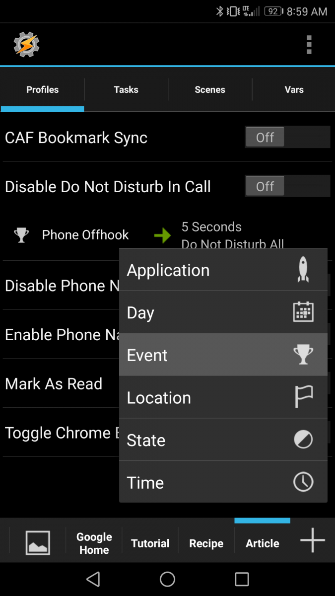 How to Automatically Disable Do Not Disturb Mode during Phone Calls