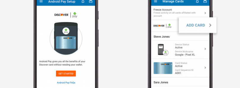 Select Mobile Banking Apps Make it Easier to Use Your Cards