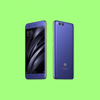 Unofficial Port of TWRP is Available for the Xiaomi Mi 6