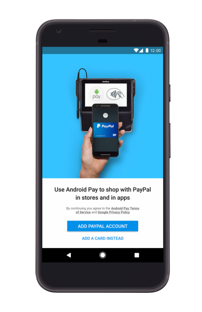 Google Announces Collaboration with PayPal for Android Pay