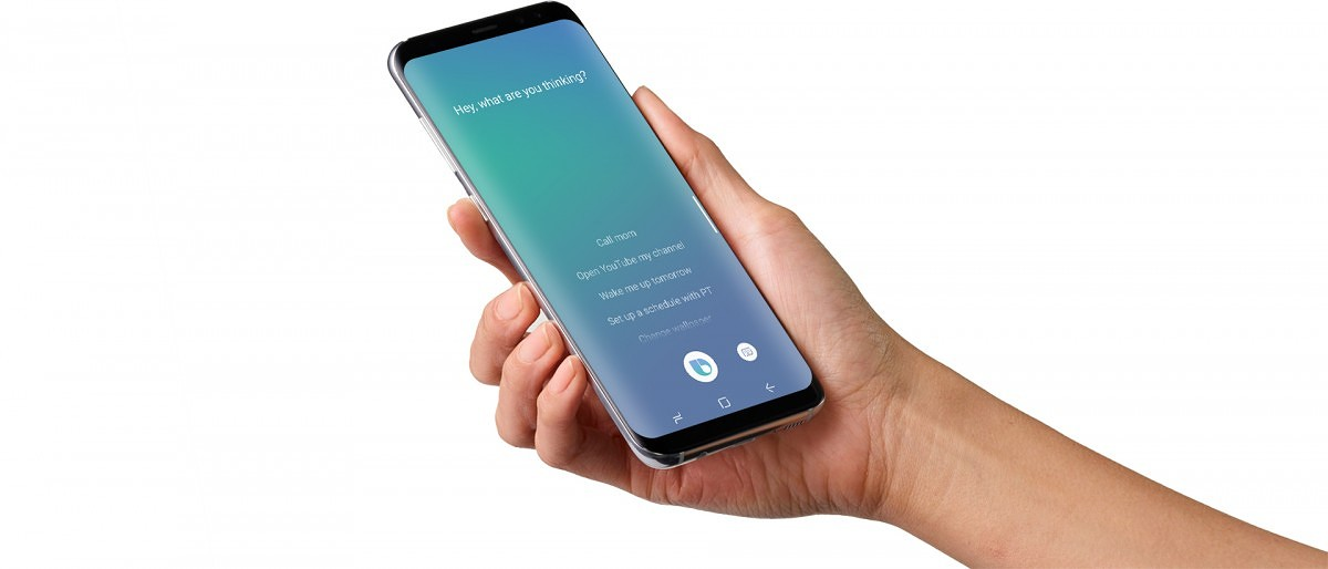 Manually Remap the Bixby Button on the Galaxy S8 and S8+