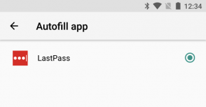 Android O's Autofill Framework will Finally Resolve a Long