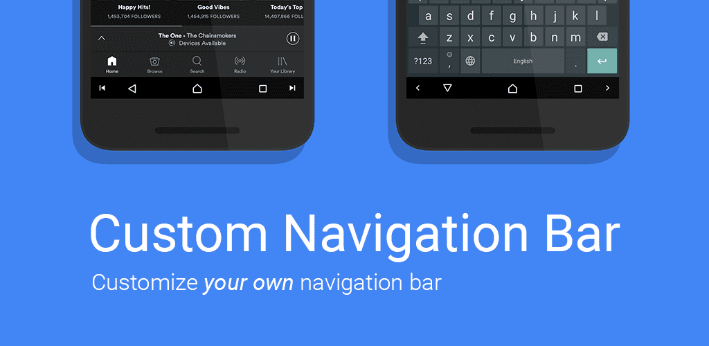 Nav Bar Customization was Hidden in Stock Nougat All Along   and it