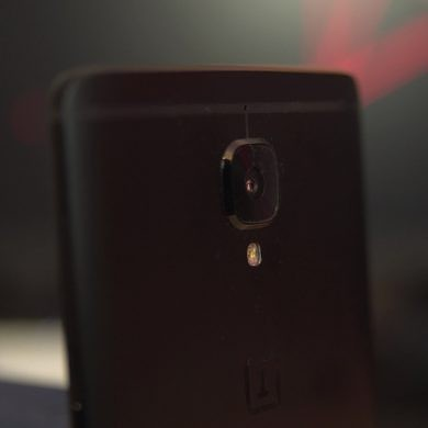 It's Back in Black! OnePlus 3T Unboxing