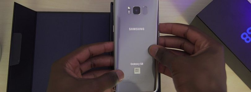 Galaxy S8 Unboxing and First Impressions