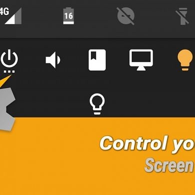 How to Control your PC from your Android Device with Tasker [Part 4 – Screen Menu]