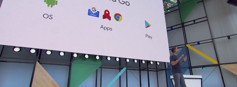 Android Go Optimizes Android O to Run on Low-End Devices