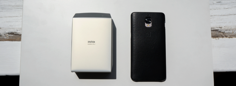 Fujifilm instax SHARE SP-2 (Mobile Printer) Review: The Inescapable Allure of Physical Media