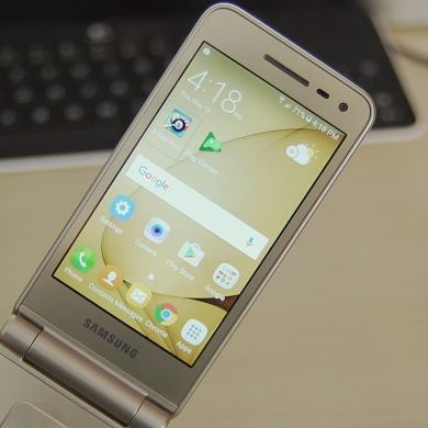 Galaxy Folder 2 Unboxing and First Impressions