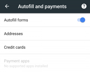Google Officially Adopts the Payment Request API, Allowing