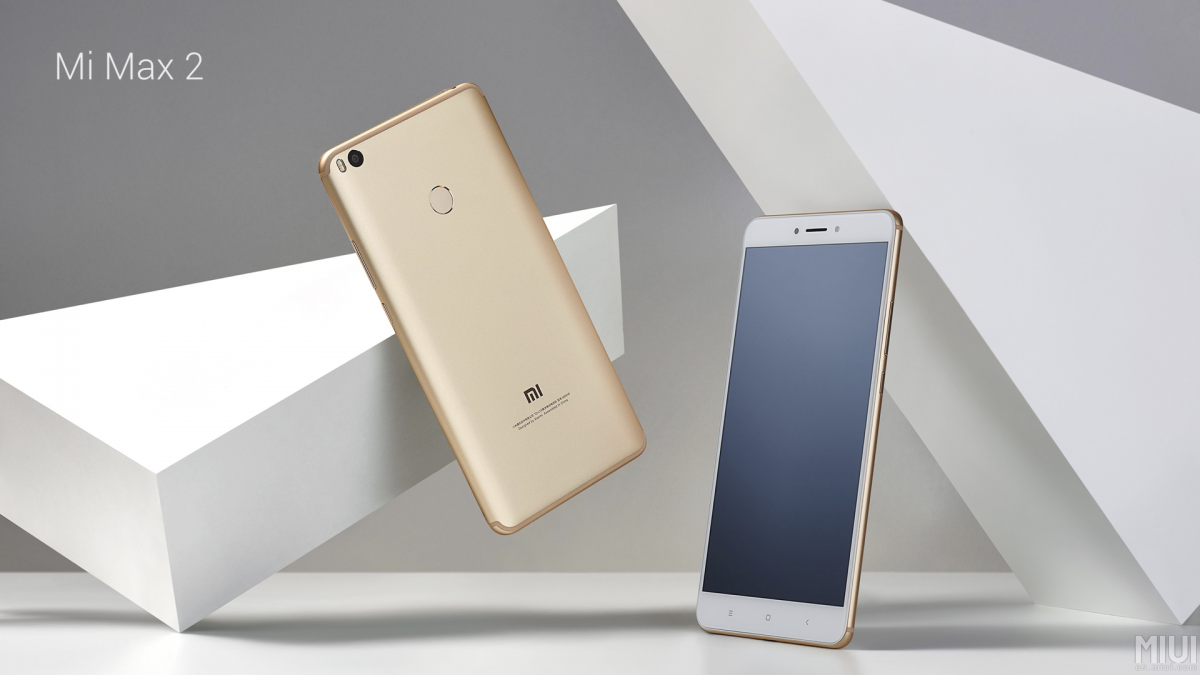 Xiaomi completes the production of smartphones from the Mi Max and Mi Note product lines.