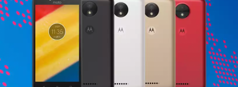 Motorola Announces the Moto C and Moto C Plus, Launching in Latin America, Europe and Asia Pacific