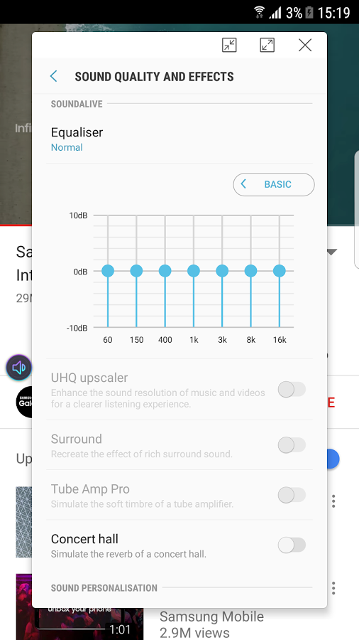 Samsung Releases SoundAssistant App for Galaxy Devices on