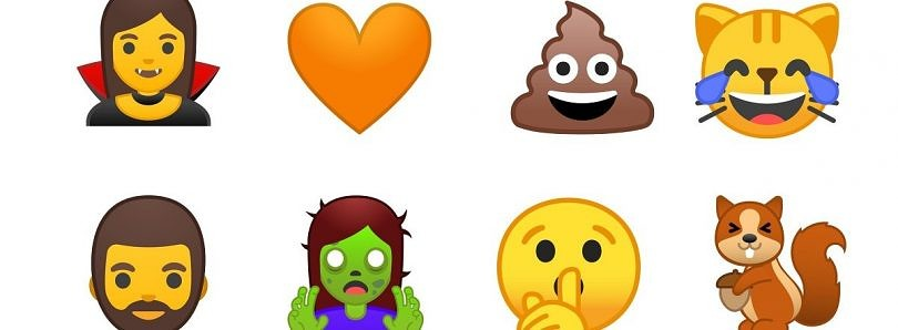 Android O Redesigns Emojis – Get Them Now on Android 5.0+