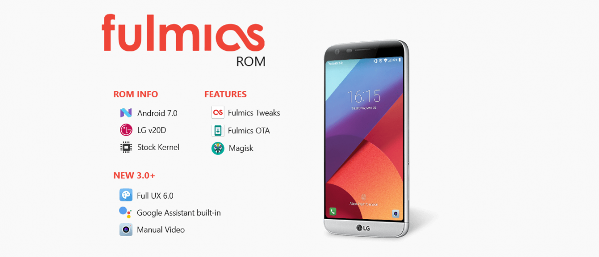Fulmics ROM 3 0 Brings the LG UX 6 0 to the LG G5