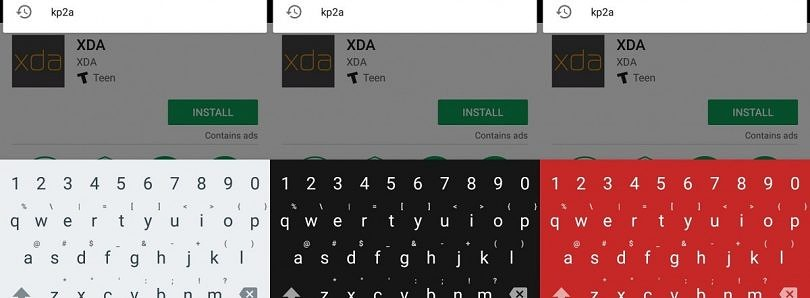 How to Automatically Change Gboard's Theme to Dark Mode at Night