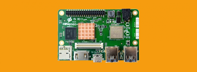 Linaro And Huawei Announce the HiKey 960 — A Professional ARM Board for Development