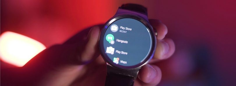 Android Wear 2.0 on the Huawei Watch