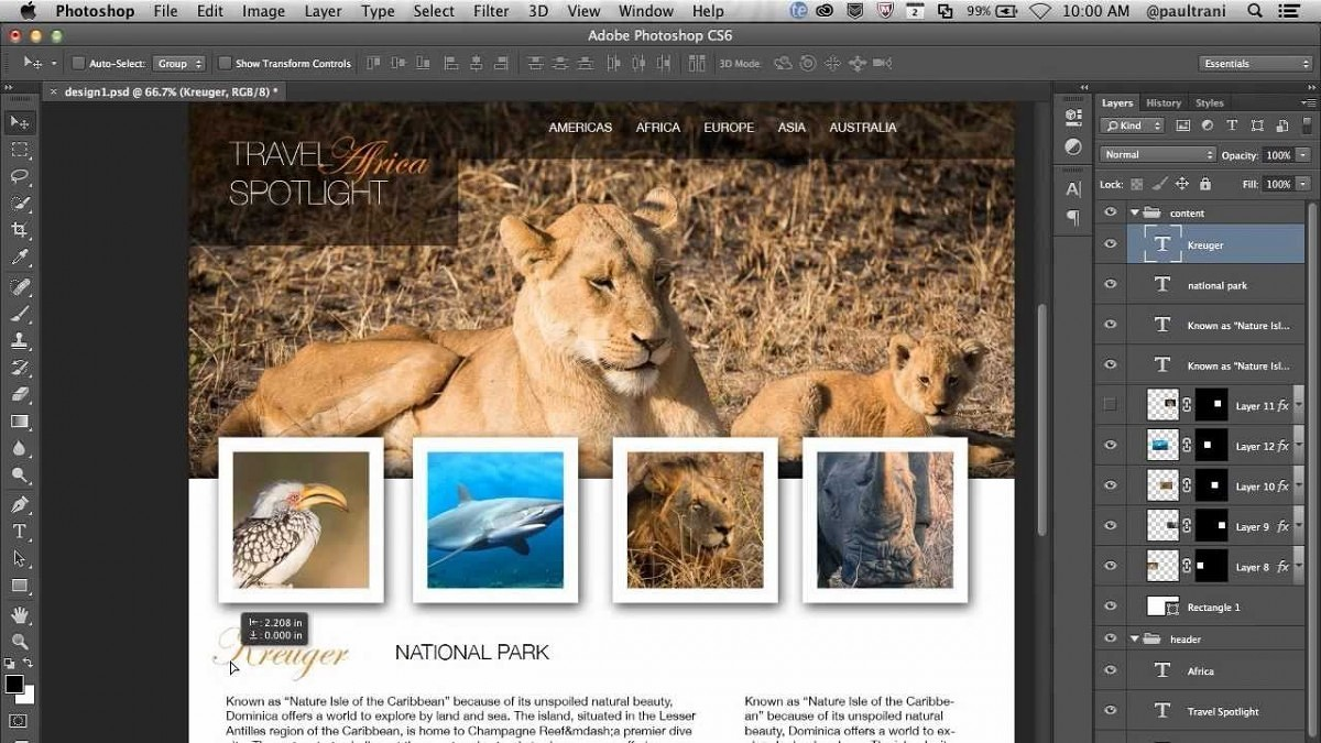 Learn How To Freelance Your Photoshop Skills For A Stable Income