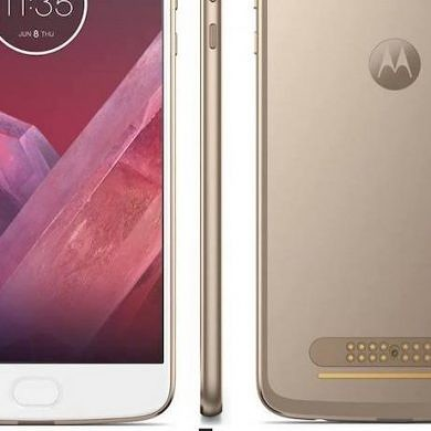 Moto Z2 Play Specifications Leaked, Slimmer Body and Reduced Battery Capacity