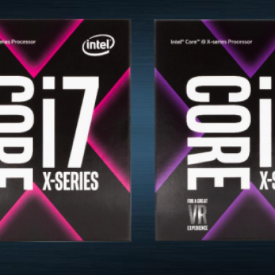 Computex 2017: Intel and AMD Bring Former Server Territory To Consumers