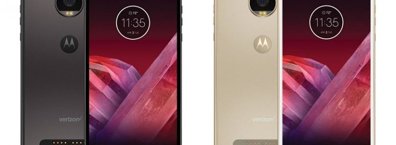 TWRP 3.1.1 Released for the Moto Z2 Play