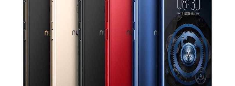 Nubia Z17 Launched with Snapdragon 835 SoC, 8GB of RAM, and Quick Charge 4+