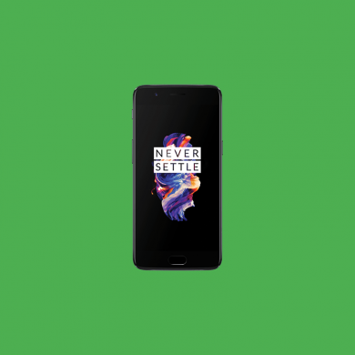 OnePlus 5 Gets TWRP and Root